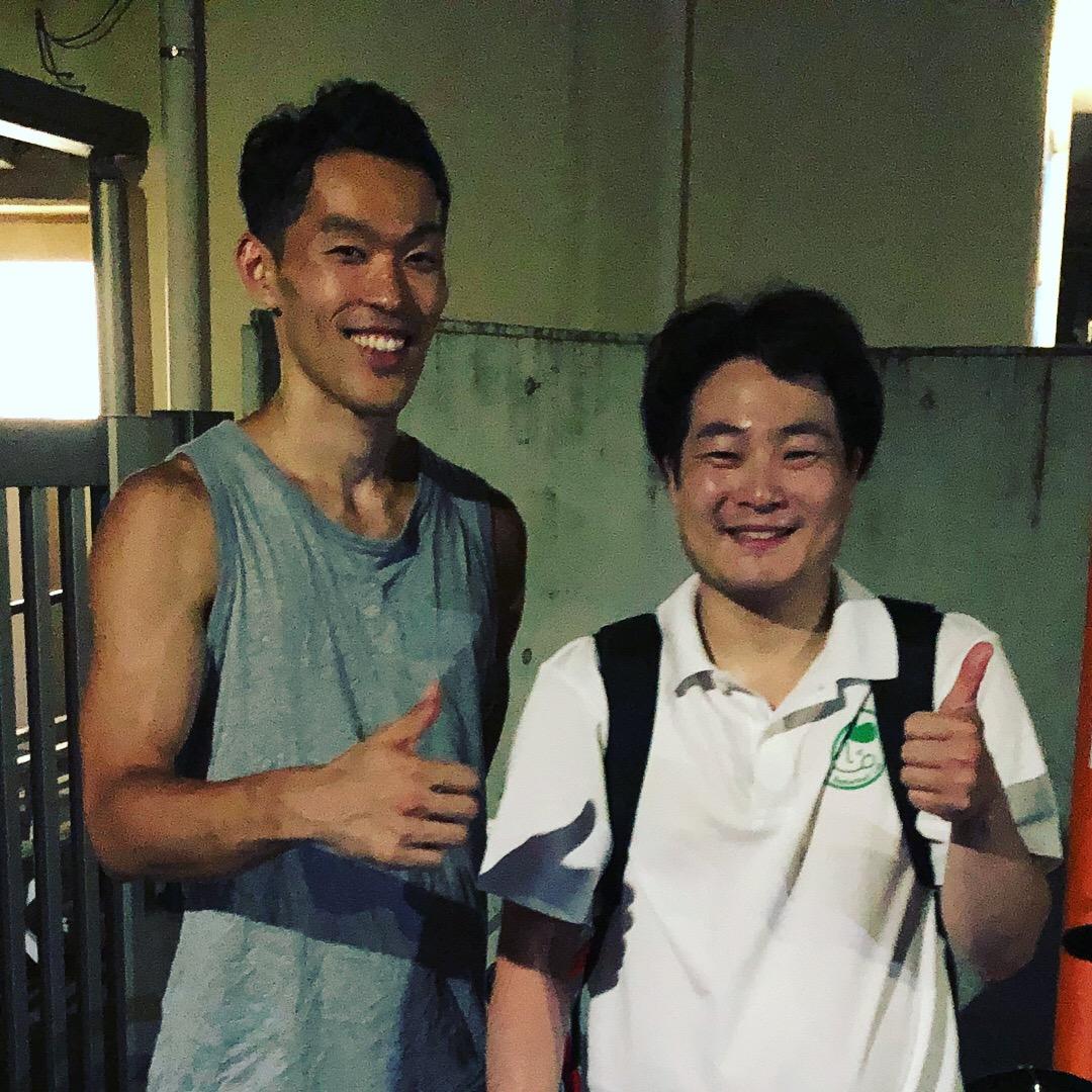 三浦佑太選手 1on1クリニック レポート