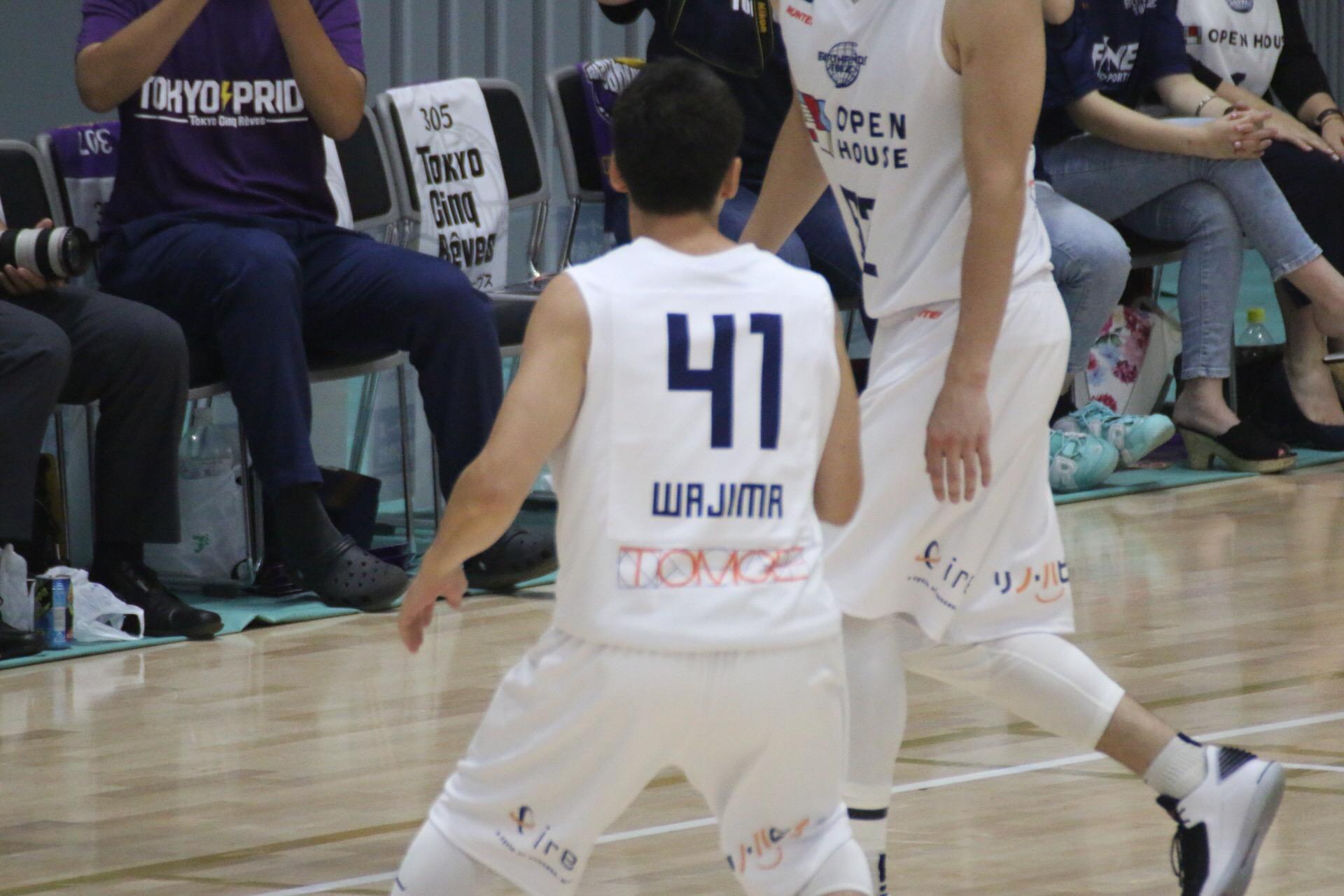 Bリーグ輪島射矢を追いかけて ~開幕直前スペシャルNo.2~