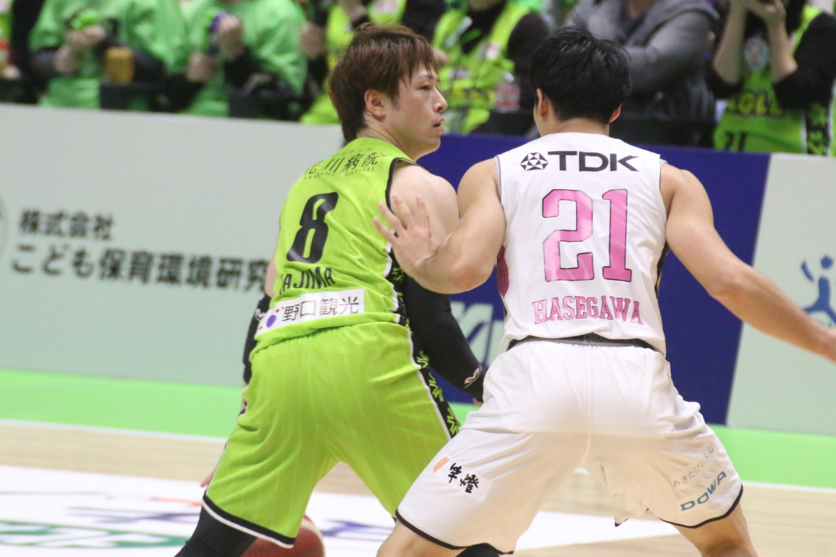 レバンガ北海道から学ぶバスケットボール 第7節 vs 秋田