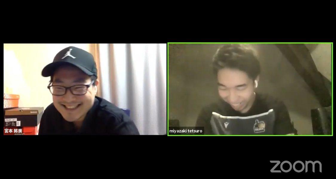 Live配信 guest Tetsuro Miyazaki